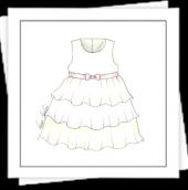 Cerimonia Bambina – Collezione Fairy